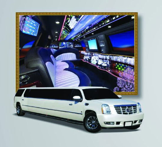 Broadway Elite Cadillac Escalade Stretch Limo