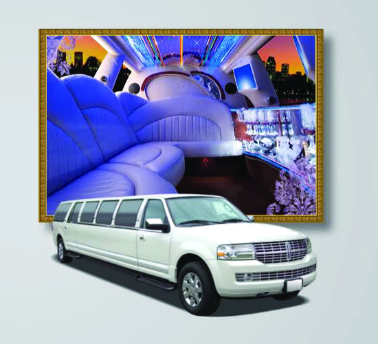 Broadway Elite Lincoln Navigator-stretch Limo
